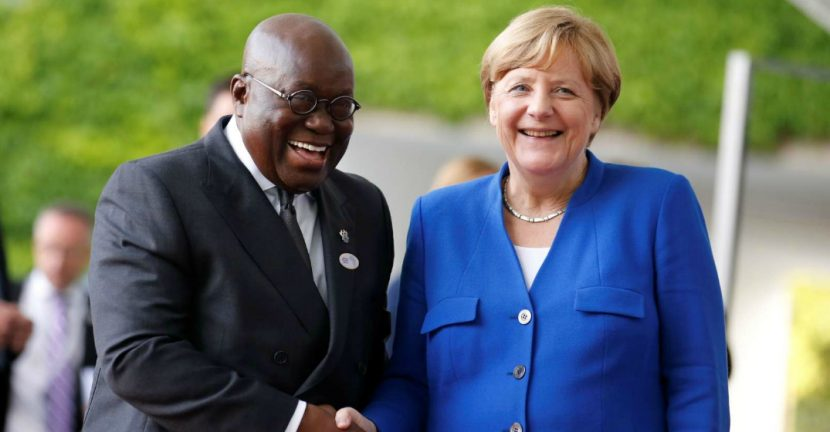 Trade relations between Germany and Ghana