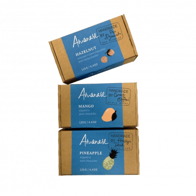 Amanase Finest Handmade Chocolate